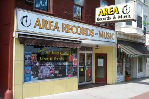 Area Records