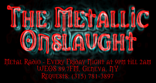 The Metallic Onslaught