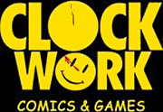 Clockwork Comics And Games